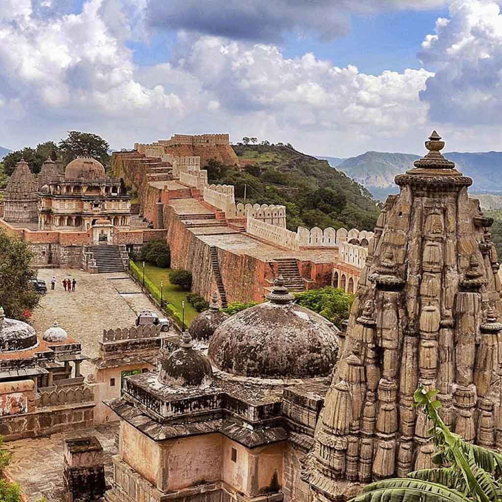 4Kumbhalgarh được UNESCO công nhận là Di sản Thế giới