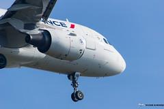 AIR FRANCE [CDG] (Orekaman) Tags: plane airplane airport aircraft airbus aeroport avion airfrance cdg airbusa319 lfpg fgrhb