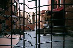 Gated Yard in DUMBO (Stefan Trotman) Tags: newyorkcity newyork brooklyn canon streetphotography dumbo 5dmk3