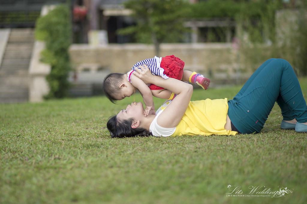 親子寫真,婚攝樂思,寶寶抓週,全家福照