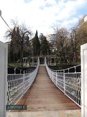 12_ / Bridge in Sandanski (Nontas K) Tags: city bridge winter sky sun river landscapes travels december bulgaria  2013 sandanski          nontask