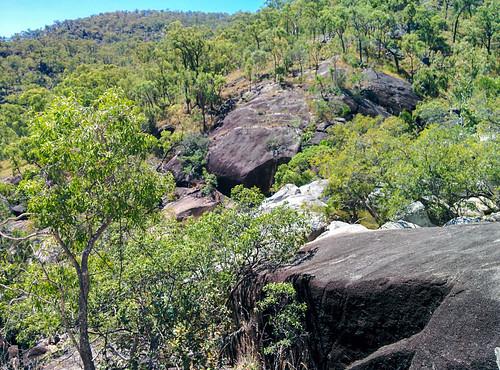 Emerald Creek Falls Queensland