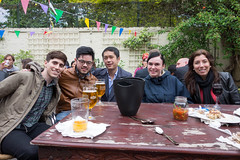 Ayam Jaya (Kent Wang) Tags: me pub joon stagsheadhoxton ayamjaya