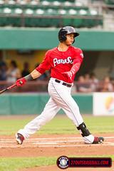 Marco Hernandez (kenjancef) Tags: us unitedstates baseball redsox rhodeisland pawsox minorleaguebaseball pawtucket aaabaseball pawtucketredsox milb charlotteknights marcohernandez pawsoxbaseball