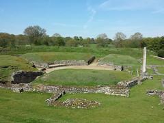 Roman Amphitheatre St. Albans (Tico Productions) Tags: stalbans romanamphitheatre