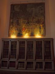 2016_06_0488 (petermit2) Tags: castlehoward northyorkshire yorkshire treasurehouse statelyhome inside bookshelf book books
