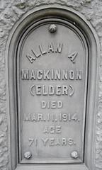 Allan McKinnon, Elder (Bigadore) Tags: whitebronze