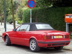 Maserati Spider 1994 nr1975 (a.k.a. Ardy) Tags: sportscar softtop hxbd85