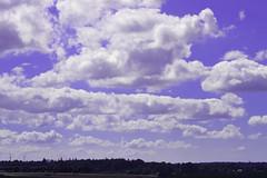 Nuages (PhotOw'graphie) Tags: nuage bleu paysage nature fort blanc t paisible calme