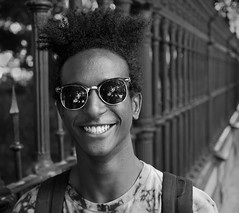 Hesam (Explore) (jeffcbowen) Tags: hesam street stranger toronto