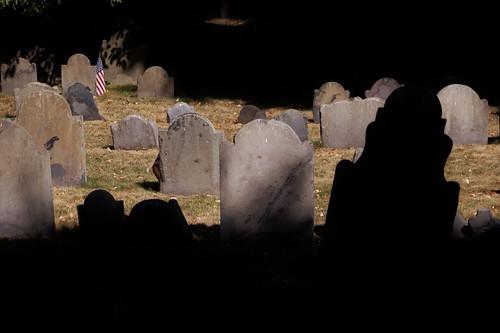 Freedom Trail - Granary Burying Ground 5