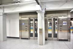 DSC_1539 (billonthehill2001) Tags: boston subway mbta governmentcenter greenline blueline