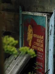 codex! Lenin (vik.gaponenko) Tags: vik seacalf codex summer lenin communism rule authority village wood day