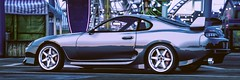 Toyota Supra (araik_kratos) Tags: game reflections car gta5 toyota supra