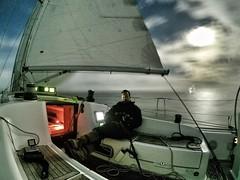 Full moon sailing (Matt-Richardson) Tags: sailing moon boat yacht