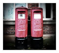 "Family ! (CJS*64 ""Man with a camera"") Tags: together family mail mailbox postbox swinton manchester red border nikon nikkorlens nikkor nikond7000 dslr d7000 cjs64 craigsunter cjs colour redbox reds post postit"