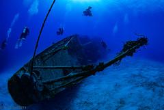 #356 Keith Tibbetts Wreck, Cayman Brac (jcl8888) Tags: scuba wreck diving history nikon d7200 tokina 1017mm cayman travel liveaboard adventure blue ocean ship divers