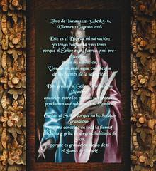 Libro de Isaas 12,2-3.4bcd.5-6..(Dedicado  al P.Cotallo) (Cotallo-nonocot) Tags: padre cotallo jose luis sacerdote misionero fundador arte profesor digital biblia evangelio evangelios lectura lecturas evangelicas libro hechos apostol apostoles facts apostle bible gospel gospels reading carta cartas letter semana hoy people peoples father work priest missionary poverty vote diocese parish parishes teacher plasencia caceres merida badajoz extremadura escritura escrituras writing nuevotestamento newtestament coleccion collection dedicatoria roma vaticano ciudaddelvaticano vatican nonocot evangelium papafrancisco hdr photoshop galera fotogrfica salmo salmos santosdeldas santosdelda