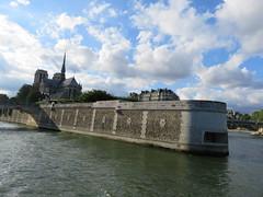 France - Paris - River Seine boat trip - le de la Cit (JulesFoto) Tags: france paris riverseine ledelacit