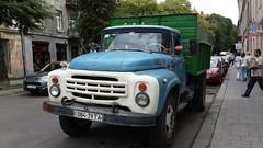 Lviv Ukrain ZIL 130  Truck (ustegen) Tags: truck zil 130 ukrain lviv lvov