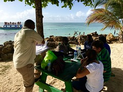 Tobago team Meetings (quaerentia) Tags: tobago langhampartnership langhampreaching pigeonpoint