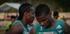 Blake-Warren (dreadone) Tags: sport trackandfield jamaica blake warren
