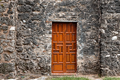 The Door (Cardwell Photo LLC | Thanks for 2 Million Views!) Tags: afternoon antique architecture bexarcounty brown building church colorful door green grey historical misinconcepcin mission missionconcepcin orange outdoor overcast ppl park plants rustic sanantonio sanantoniomissionsnationalhistoricalpark stone texas vintage wall warm white wooden grass streetphotography unitedstates