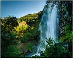 Workshop Auvergne - Cascade de La Beaume (nandOOnline) Tags: fotografie cascade workshop la fougeraie frankrijk beaume water waterval baume grot uitzicht auvergne