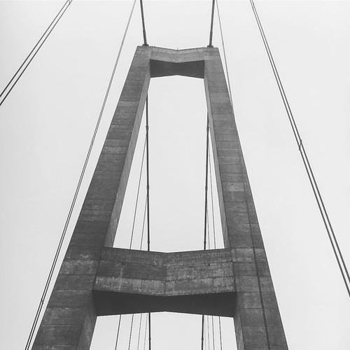 Post #obligatorisk #storebælt #storebæltsbroen #latergram