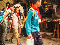 kids2 copy (anwoody) Tags: approved xingping china guano people streetlife