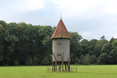 The pigeon house (Davydutchy) Tags: doorn huisdoorn wilhelm ii william kaiser emperor germany exile stately home keizer koning knig king prussia pruisen duiventil pigeon house dovecote taubenschlag