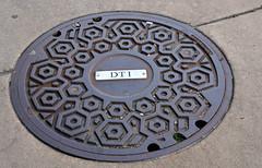 DTI (T's PL) Tags: greensboronc greensboronorthcarolina nikond7000 nikon d7000 nikondslr northcarolina tamron16300mmf3563diiivcpzdmacro tamron16300mmf3563diiivcpzdmacrob016 tamron16300mm tamron nikontamron manholecover metal dtimanholecover