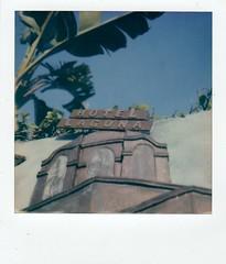 Art Hotel, Laguna Beach (EllenJo) Tags: vacation instantfilm 2016 ellenjoroberts ellenjo adventure californiaonfilm california lagunabeach orangecounty pacificcoast ca sx70 impossibleproject theimpossibleproject arthotel pch northcoasthighway hotel