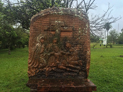 "Trinidad: la dépendaison du Christ <a style=""margin-left:10px; font-size:0.8em;"" href=""http://www.flickr.com/photos/127723101@N04/29485189435/"" target=""_blank"">@flickr</a>"