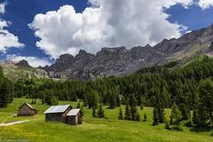 Paesaggio bucolico (cesco.pb) Tags: valdifassa valsnicol dolomiten dolomiti dolomites trentino trentinoaltoadige italia italy alps alpi canon canoneos60d tamronsp1750mmf28xrdiiivcld montagna mountains