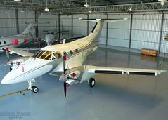 EMB-121A Xingu II, PT-MBB (Antnio A. Huergo de Carvalho) Tags: embraer emb121 emb121a xingu xing xinguii ptmbb