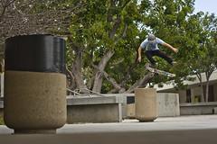 Dean Switch Heel Flip (RobertoShootsToo) Tags: art switch photography skateboarding skating gap artsy skate skateboard trashcan oneinamillion heelflip skateart streetspot skatephotography switchheelflip skatelife skateboardingisfun stixrideshop deanpauldenniston