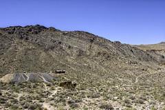 Leadfield, Titus Canyon, Death Valley National Park,CA (punahou77) Tags: california nature landscape nationalpark mine desert landmark mining ghosttown deathvalley miners tituscanyon deathvalleynationalpark leadfield nikond7100