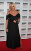 Amanda Brunker tonight on the Red Carpet at The Peter Mark VIP Style Awards 2015 at The Marker Hotel,Dublin...Pictures Brian McEvoy.