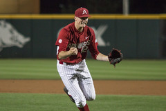 untitled (christinalong15) Tags: college sports sport athletics baseball action south arkansas athlete sec ncaa collegiate beisbol
