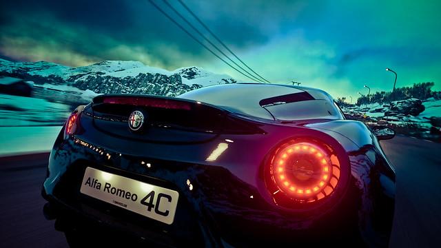 alfa romeo 4c driveclub