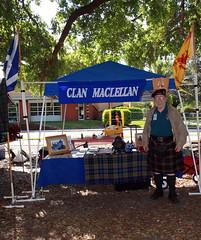 IMG_8529 (mcbooney) Tags: games highland dunedin kilts tartans clans 2015 clanmaclellan 49thannual