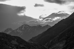 1431 (-5Nap-) Tags: summer blackandwhite mountains russia bnw 2007 горы caucas кавказ