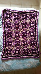 Lucy Took (The Crochet Crowd®) Tags: crochet mikey cal divadan crochetalong yarnspirations cathycunningham thecrochetcrowd michaelsellick danielzondervan freeafghanpattern mysteryafghancrochetalong freeafghanvideo caronsimplysoftyarn