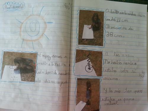Sol cenital- trabajos del primer grado, Colegio Los Delfines, Quepos