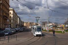 150405_Brno_319 (Rainer Spath) Tags: trolley tram tschechischerepublik brno czechrepublic trams tramway südmähren brünn českárepublika strasenbahn šalina dpmb jihomoravskýkraj dopravnípodnikměstabrna republiktschechien