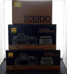 Nikon Garagen!! (Gnter Hentschel) Tags: d50 germany deutschland nikon europa nikond50 alemania allemagne kamera germania karton nikond3200 spiegelreflex d40 d3200 nikond40