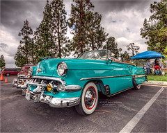 1954 chevy bel air (pixel fixel) Tags: chevrolet belair convertible 1954 lamirada relayforlife americancancersociety dukescarclub