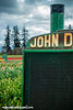 (PDXPeanut) Tags: flowers tractor clouds oregon landscape tulip hdr johndeere tulipfestival