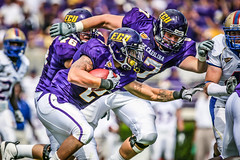 ECU Football '10 (R24KBerg Photos) Tags: ecu eastcarolina eastcarolinauniversity eastcarolinapirates ecupirates football canon dowdyficklenstadium greenvillenc athletics ncaa americanathleticconference pirates america americanflag usa 2010